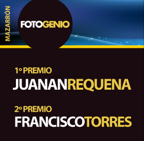 Ganadores fotogenio 2012